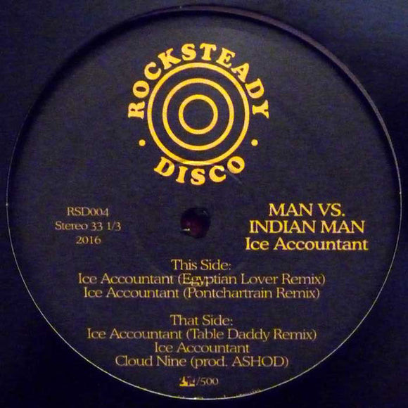 MAN VS. INDIAN MAN - ICE ACCOUNTANT 12