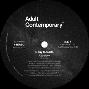 "DANY DORADO - ASTROLOOK 12"" (ADULT CONTEMPORARY)"