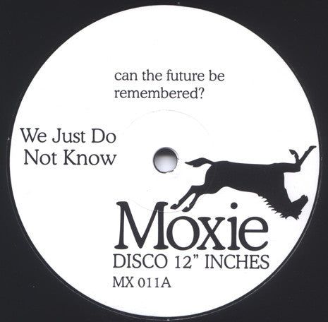 UNKNOWN - WE JUST DO NOT KNOW 12