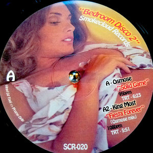 "VARIOUS - BEDROOM DISCO 2 12"" (SMOKECLOUD)"