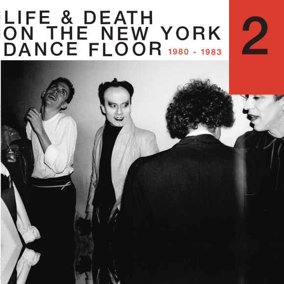VARIOUS - LIFE & DEATH ON THE NEW YORK DANCEFLOOR PT 2 DLP (REAPPEARING RECORDS)