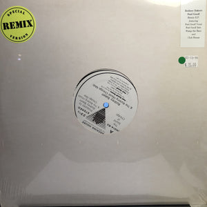 "RODNEY BAKERR & THE ROCKING HOUSE CHICAGO MOB - FEEL GOOD! REMIX E.P. 12"" (ROCKIN' HOUSE)"