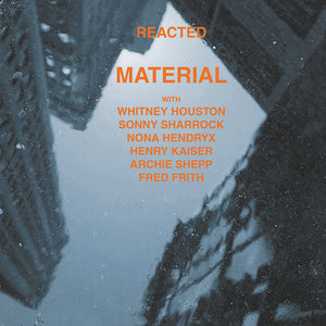 MATERIAL - REACTED LP (TIGER BAY)