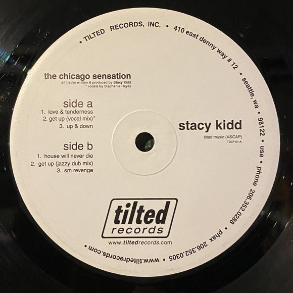 STACY KIDD - THE CHICAGO SENSATION 2X12