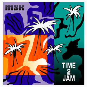 "M5K - TIME 2 JAM EP 12"" (HOBO CAMP)"