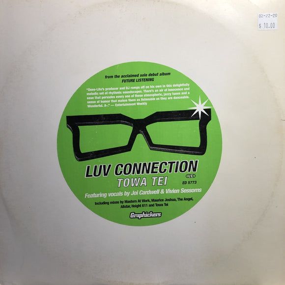 TOWA TEI - LUV CONNECTION 12