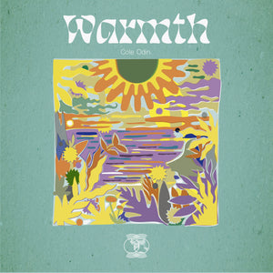 "COLE ODIN - WARMTH EP 12"" - PREORDER (ECLECTICS)"