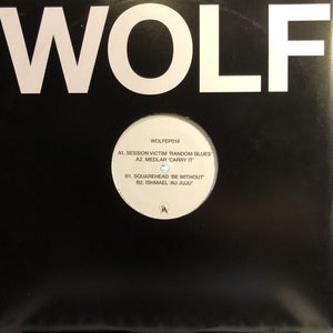 "VARIOUS - WOLF EP 18 12"" (WOLF MUSIC RECORDINGS)"