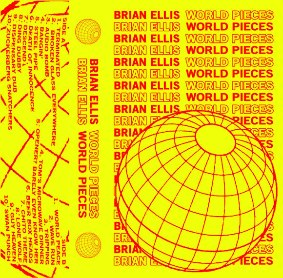 BRIAN ELLIS - WORLD PIECES CASSETTE