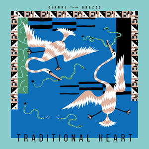 GIANNI BREZZO - THE TRADITIONAL HEART LP (INTO THE LIGHT)