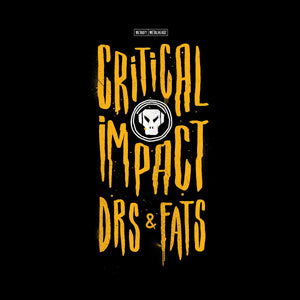 "CRITICAL IMPACT - CRAZY 12"" (METALHEADZ)"