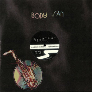 "BODY SAN - MIDNIGHT 12"" (100% SILK)"