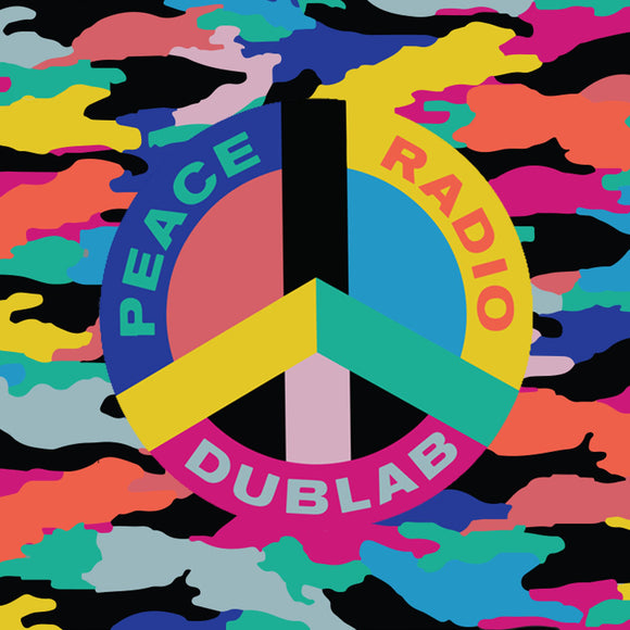 VARIOUS - PEACE RADIO DUBLAB LP (DUBLAB)