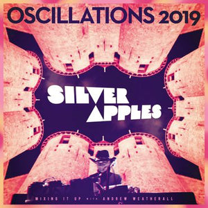 "SILVER APPLES - OSCILLATION 12"" (CHICKENCOOP)"