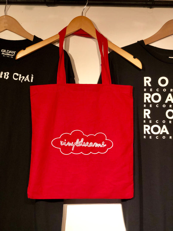 VDSF TOTE BAG (RED)