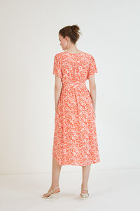 SUNCOO Cassis Dress