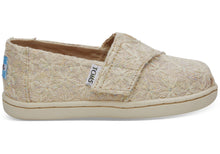 Load image into Gallery viewer, Toms Tiny Natural  Daisy Metallic