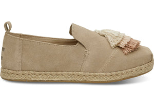 Toms Women Deconstructed Rope/Tassel