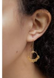 Irene Hussein Sunrise Earrings