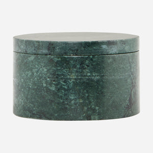 House Doctor Green Marble Storage