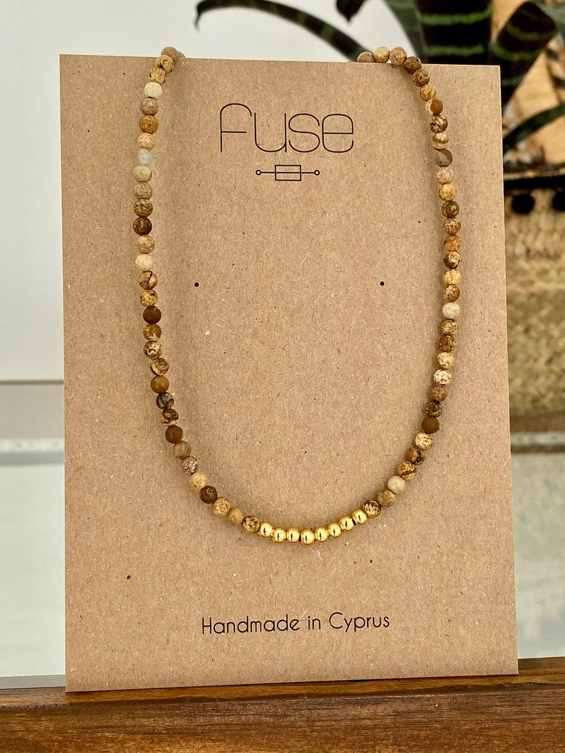 Fuse necklace