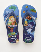 Load image into Gallery viewer, Havaianas Kids Minecraft