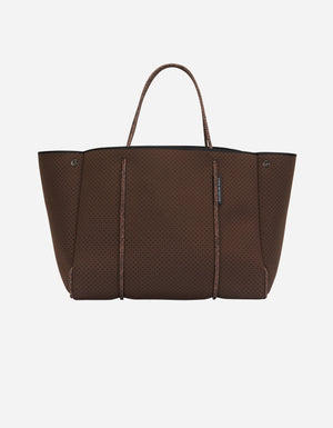 Escape tote in Spice