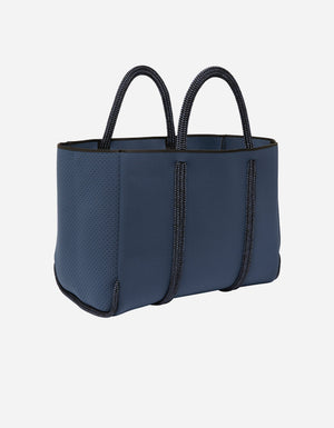 City east west tote in midnight