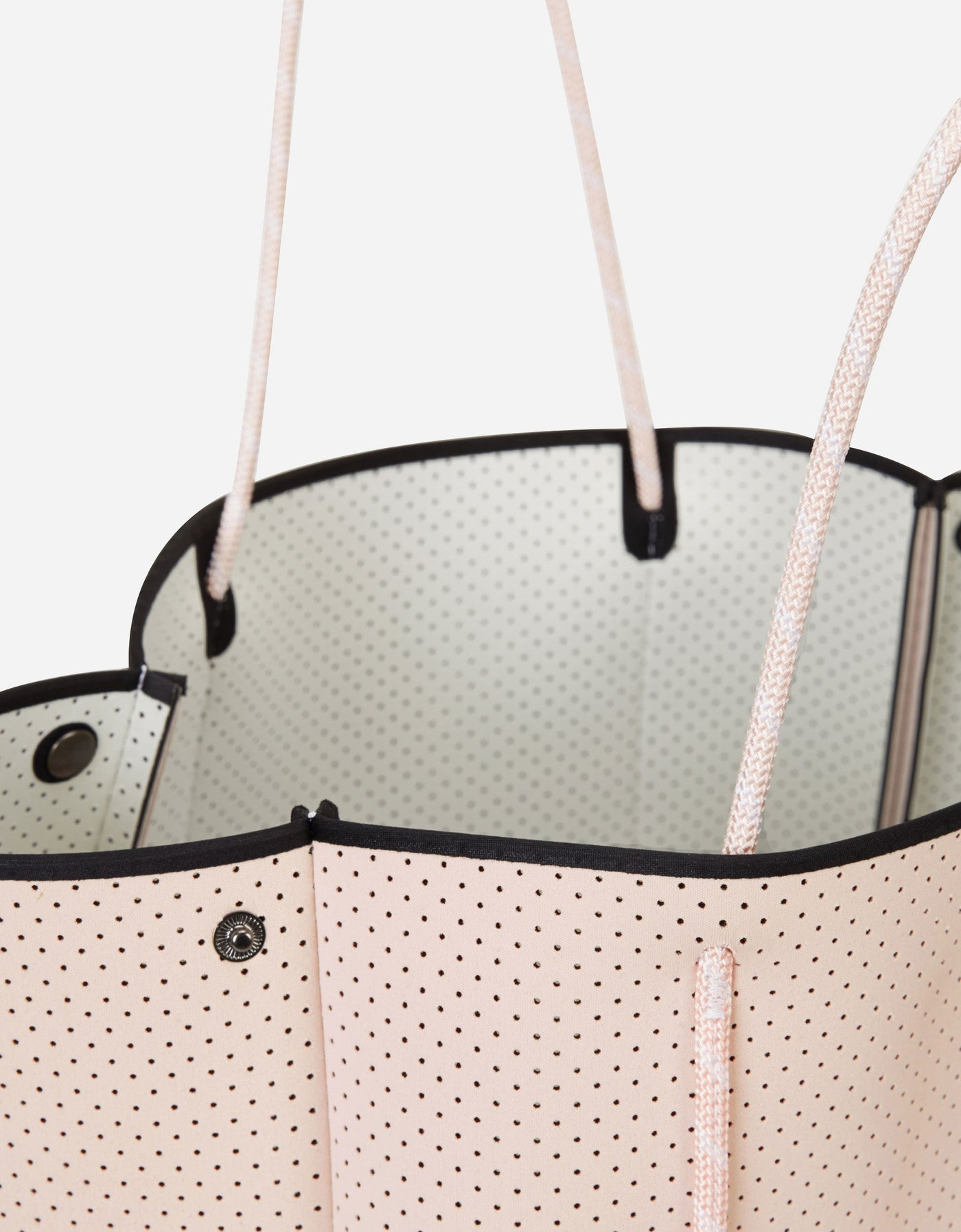 One&Only Reethi Rah Escape tote scallop shell / cannoli cream (dual tone)