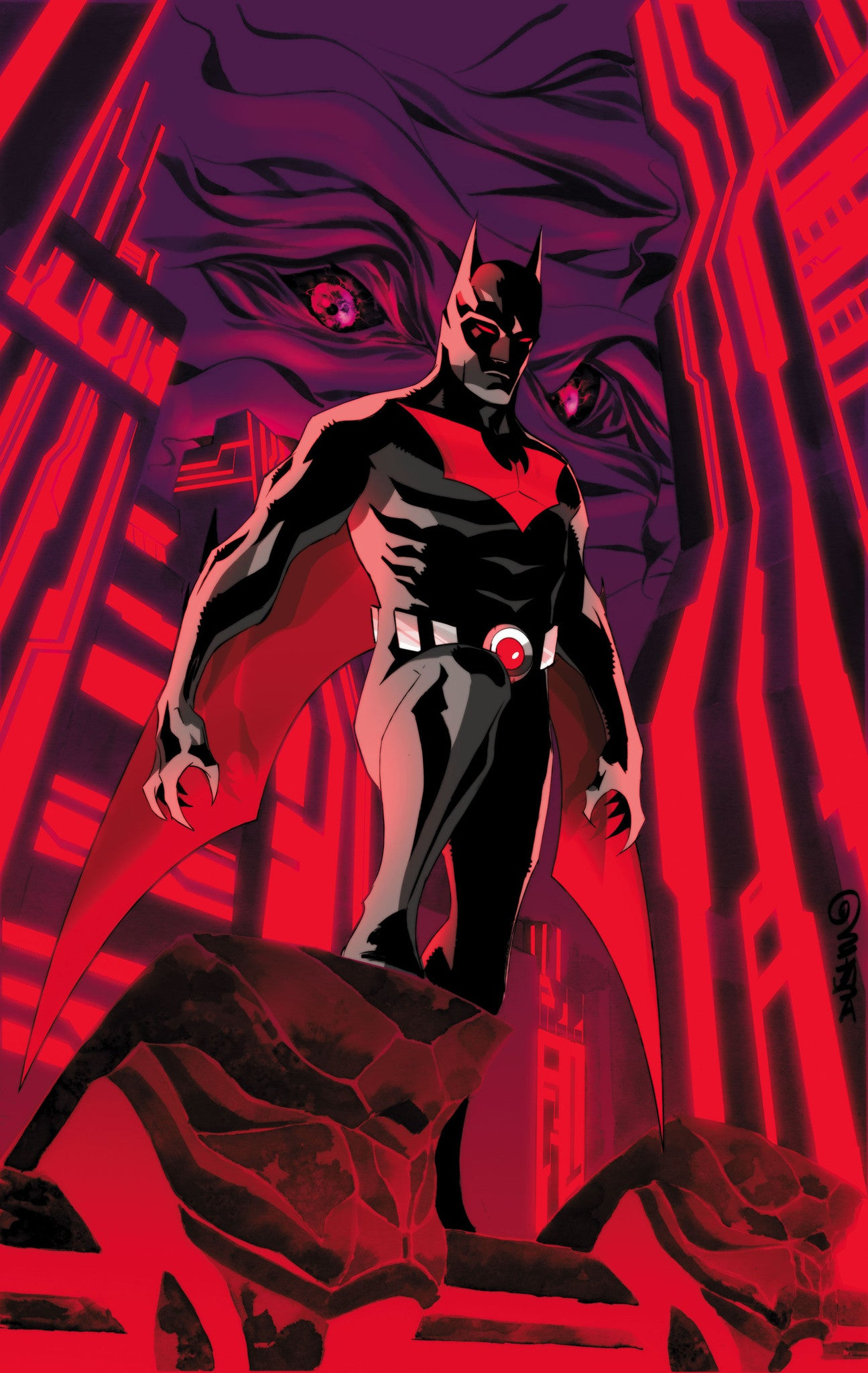 Batman Beyond(Terry McGinnis)