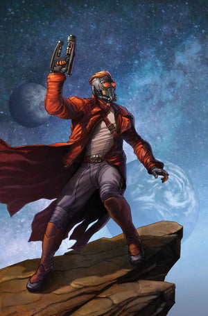 Star-Lord(Peter Quill)