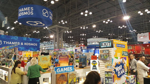 Major Reveals at New York Toy Fair 2019