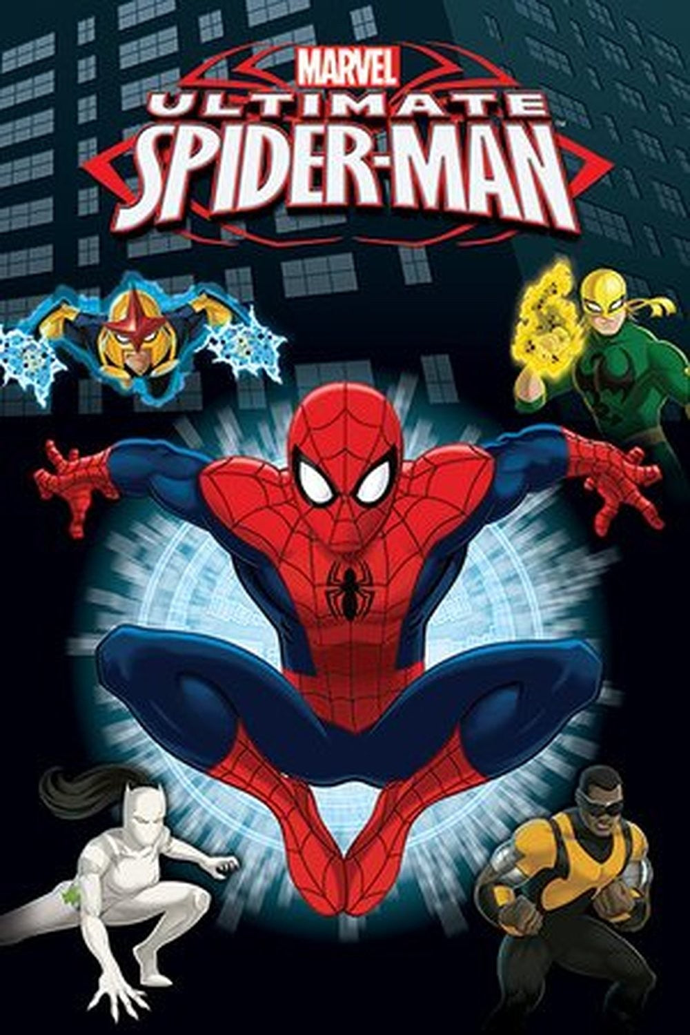 Ultimate Spider Man Is An Animated TV Series Based On The Comic Books Which Alternate Universe Where A Teenager