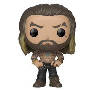 NYCC Exclusive Aquaman Movie Arthur Curry Pop! Vinyl Figure by Funko