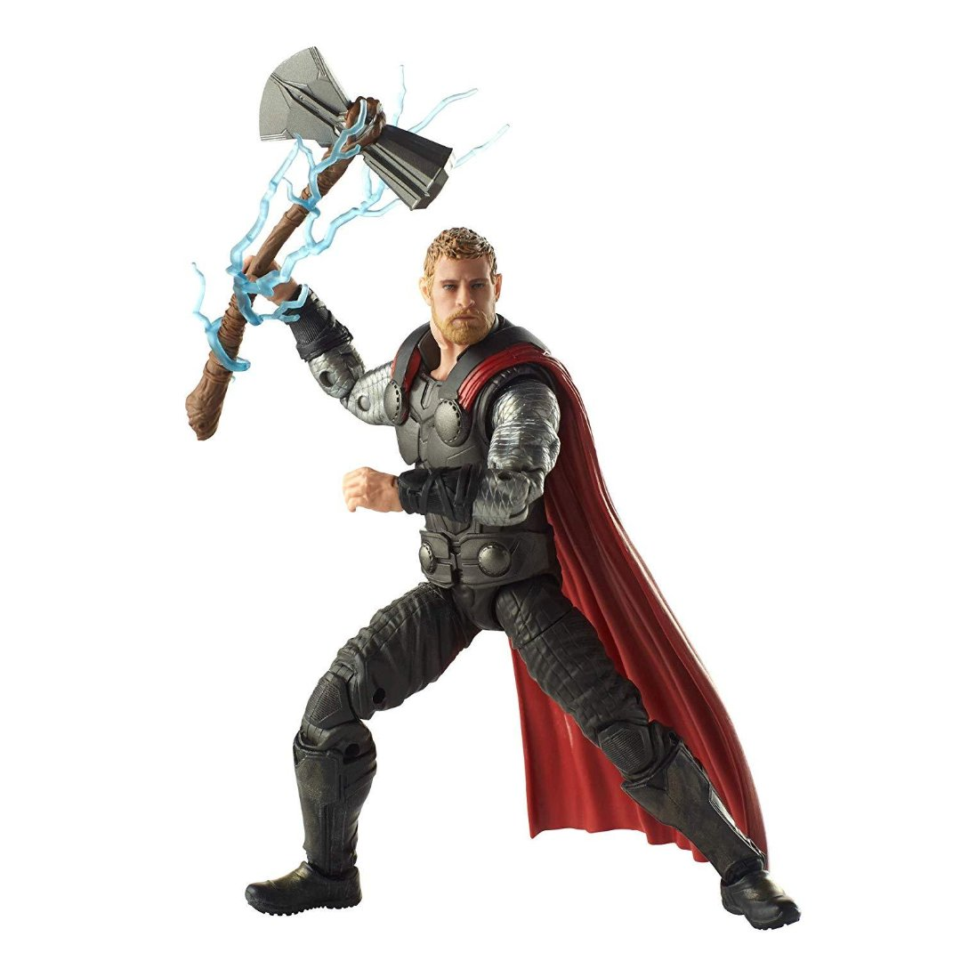 Best of Marvel Legends Thor Figure by Hasbro