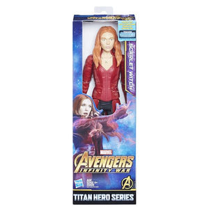 Avengers Infinity War: Titan Hero Series Scarlet Witch Figure by Hasbro