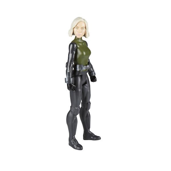 Avengers Infinity War: Titan Hero Series Black Widow Figure by Hasbro