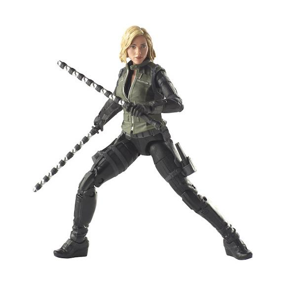 Avengers Infinity War Marvel Legends Black Widow Figure by Hasbro