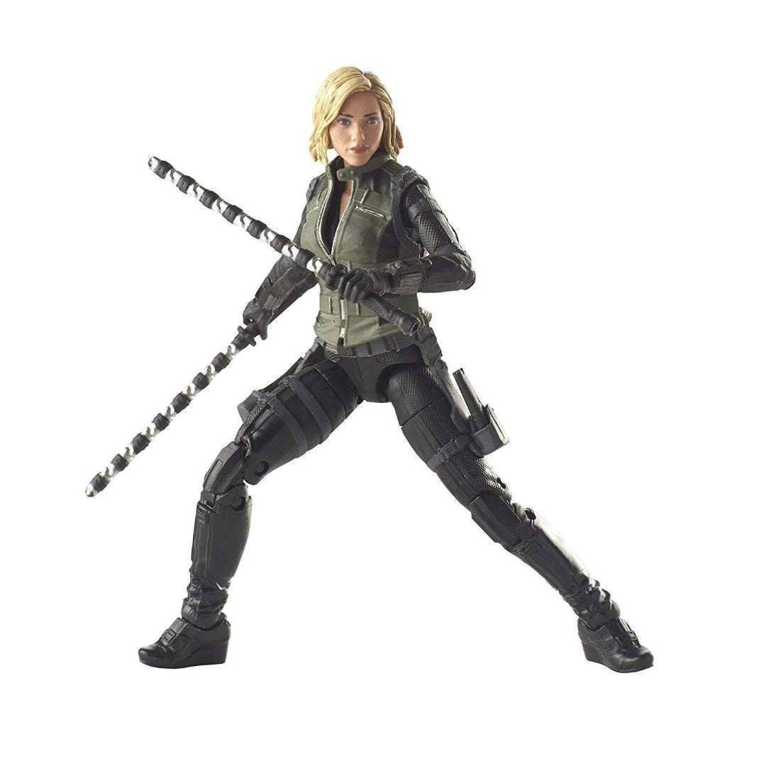 Best of Marvel Legends Black Widow Figure by Hasbro -Hasbro - India - www.superherotoystore.com