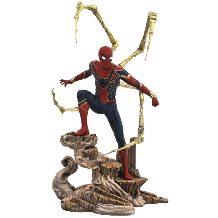 Avengers Infinity War Gallery Iron Spider Statue by Diamond Select Toys