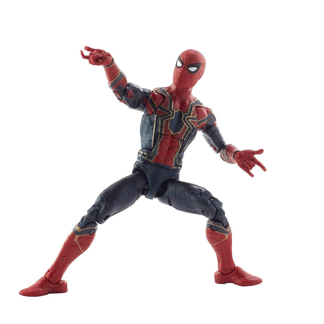 Best of Marvel Legends Iron Spider Figure by Hasbro -Hasbro - India - www.superherotoystore.com