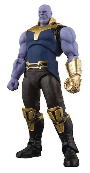Avengers Infinity War: S.H. Figuarts Thanos Figure by Bandai