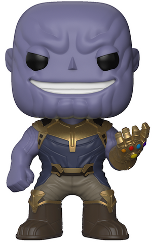 Avengers: infinity War: Thanos Vinyl Bobble-Head by Funko
