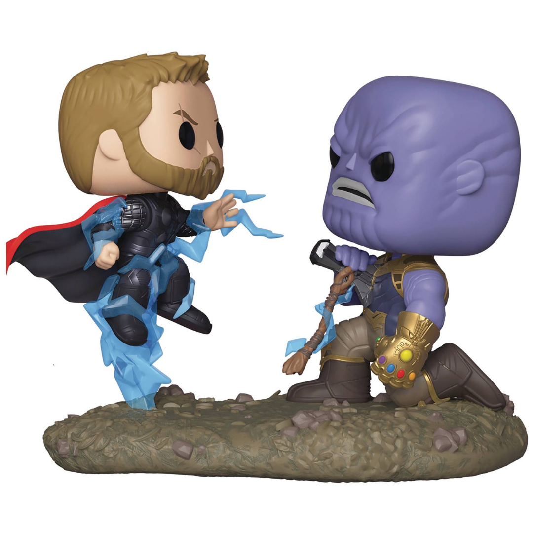 Avengers Infinity War Thor Vs Thanos Vinyl Collectible Figure by Funko