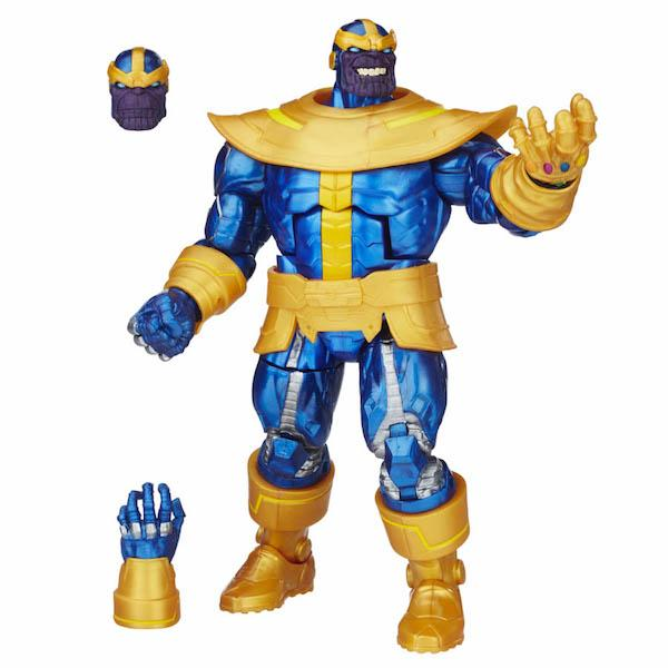 Marvel Legends: Thanos Action Figure by Hasbro