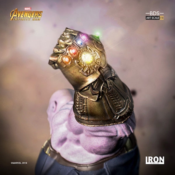 Avengers Infinity War: Thanos 1:10 Art Scale Statue by Iron Studios