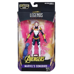 Avengers Infinity War: Marvel Legends: Songbird Figure by Hasbro