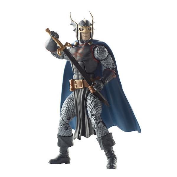 Avengers Infinity War Marvel Legends Black Knight Figure by Hasbro