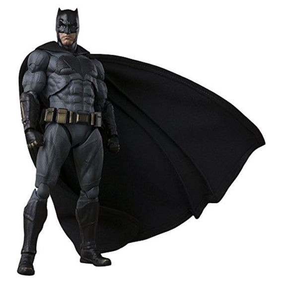 Justice League Movie Batman Figure by SH Figuarts -SH Figuarts - India - www.superherotoystore.com