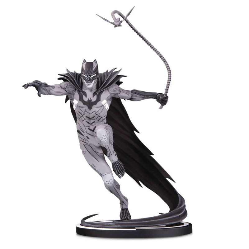 Batman Black and White (Kenneth Rocafort) Statue by DC Collectibles
